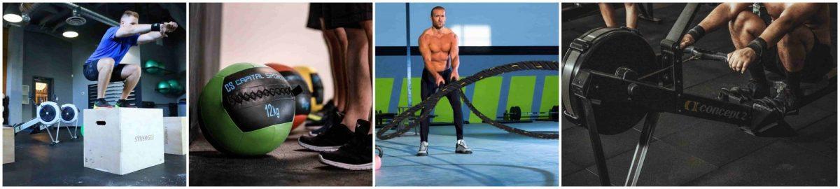 Equipamiento avanzado para montar tu gimnasio casero