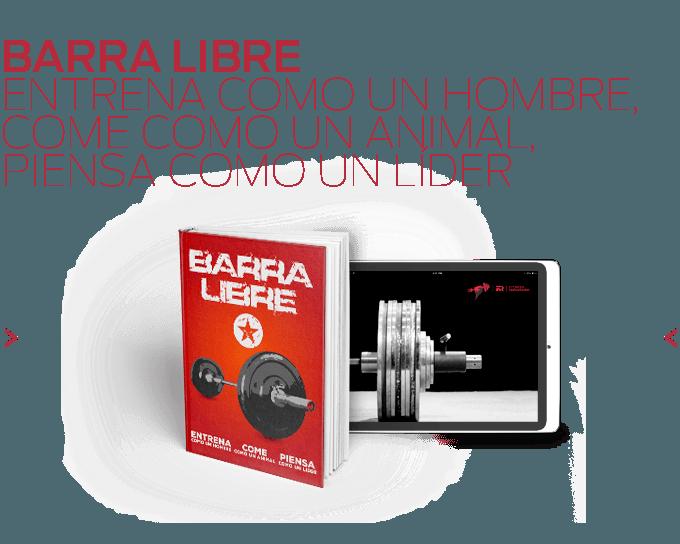 Barra Libre de Fitness revolucionario: El programa de entrenamiento con barra para ellos