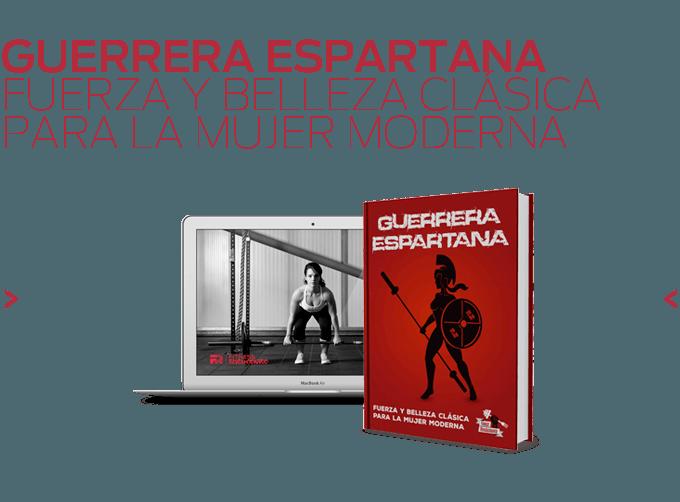 Guerrera Espartana: El programa de entrenamiento con barra para ellas