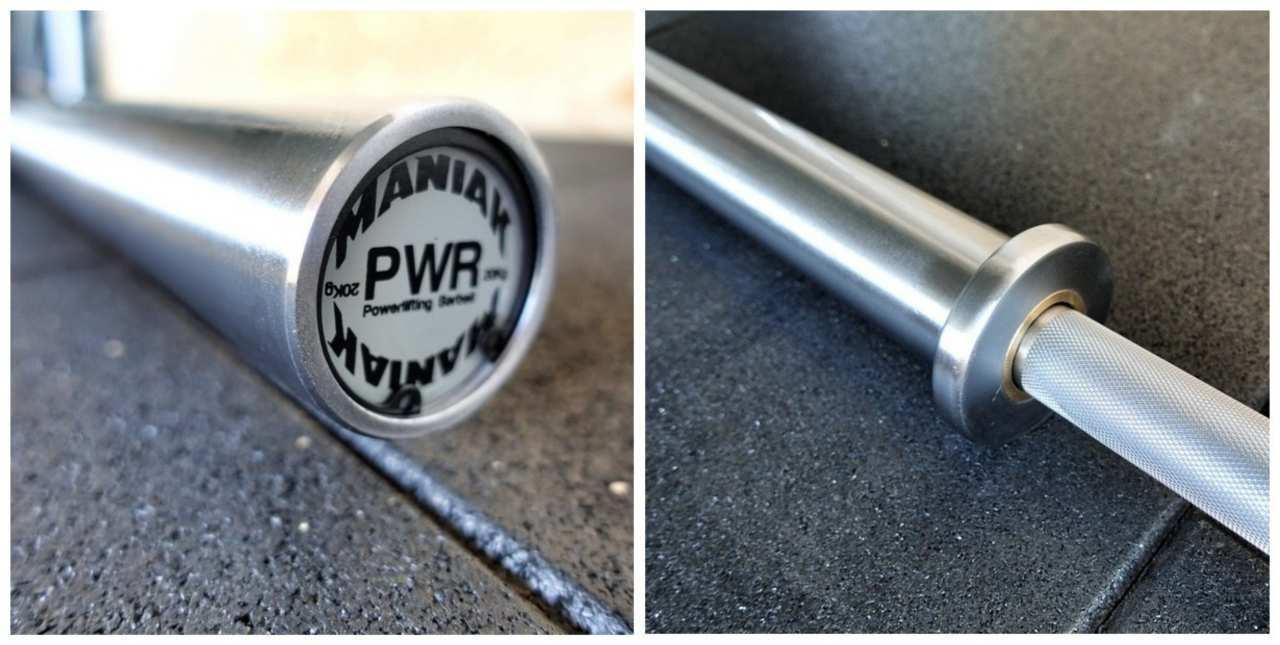 La barra para powerlifting con mejor relación calidad-precio del mercado