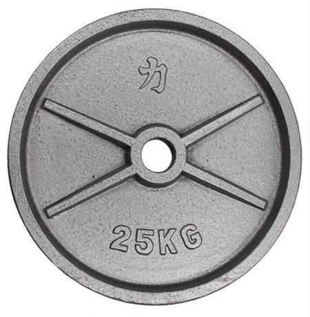 Un clásico dentro de los discos de hierro, aunque con costes de envío a la Península elevados