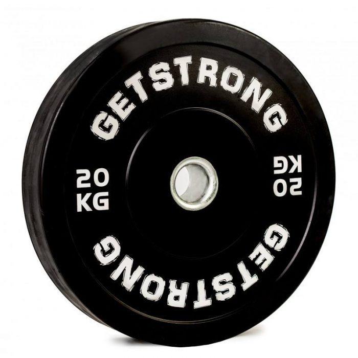 Otros disco de goma a un excelente precio es este Get Strong Black