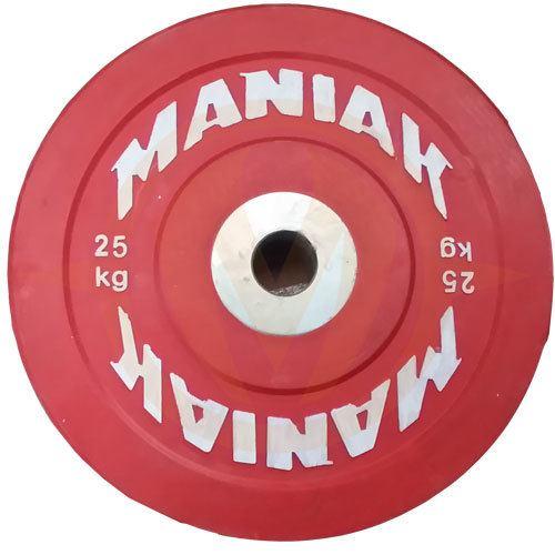 Discos de pesas olímpicos Maniak Training