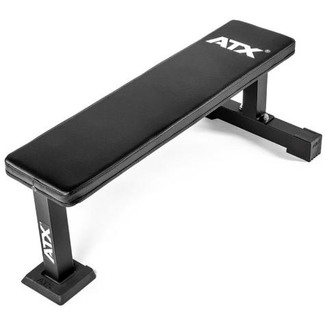 ATX® Banco plano PRO, capacidad de carga 750 kg