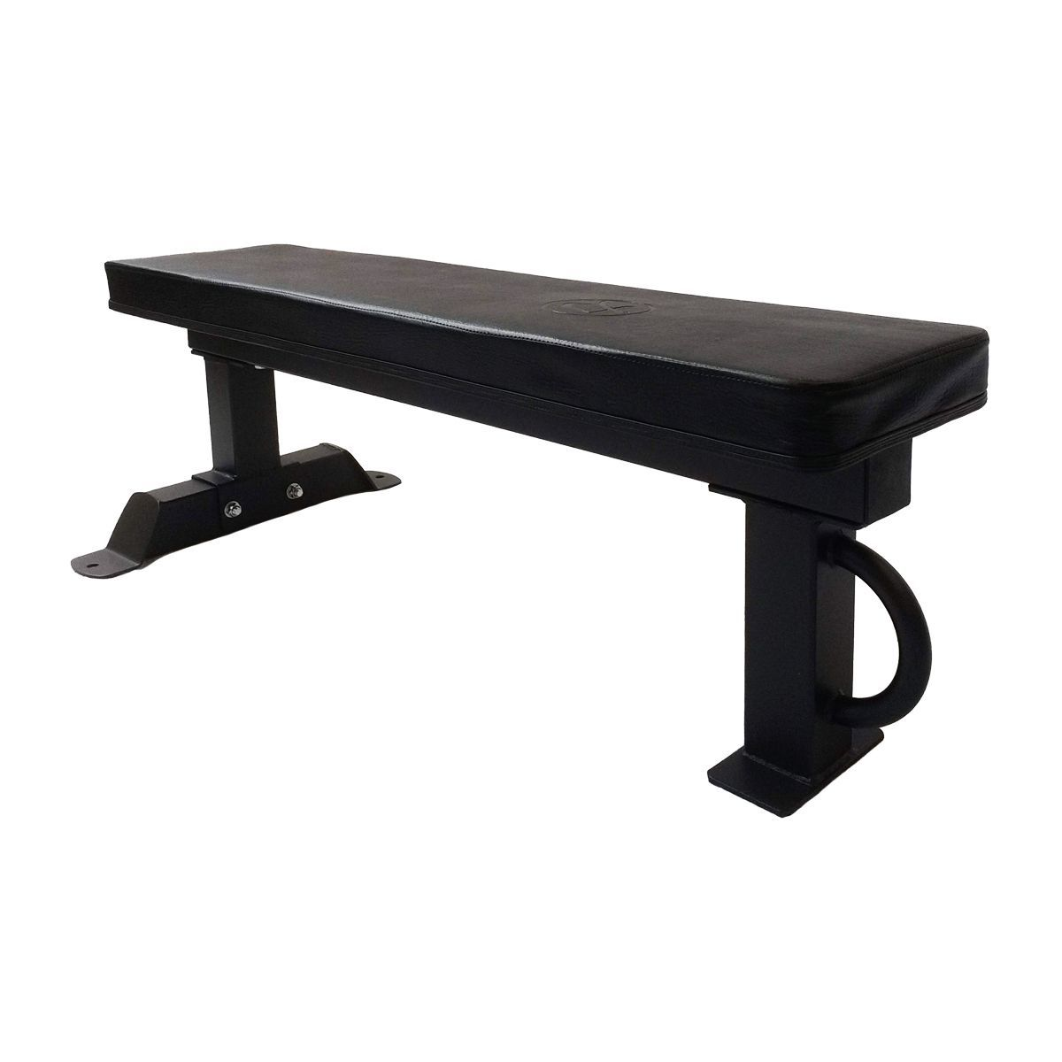 Banco de ejercicios Riot Competition Thick Pad Flat Bench