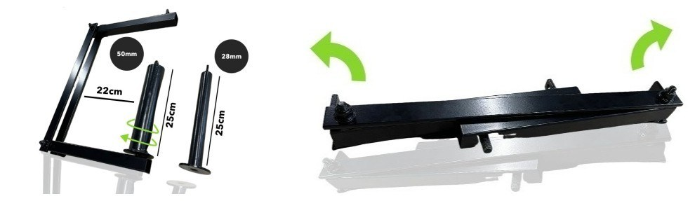 [ANÁLISIS] Easy Pull System poleas portátiles