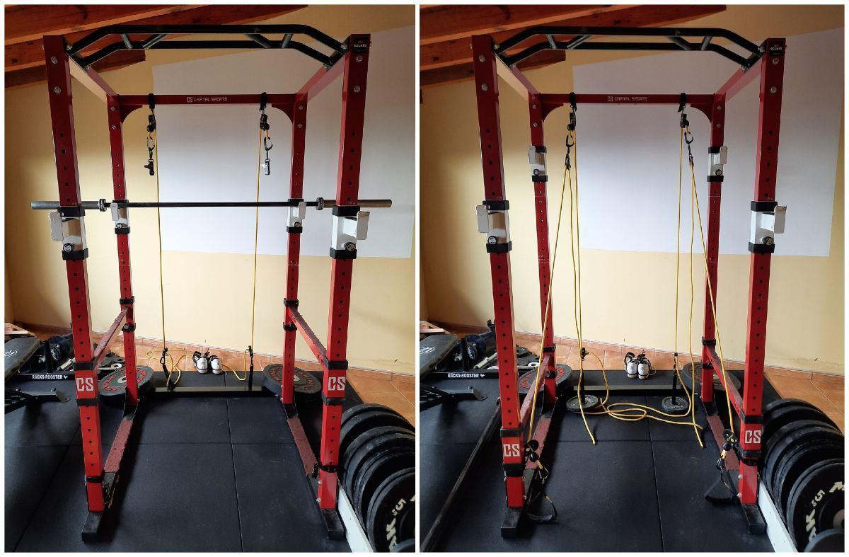 [OPINIÓN] Easy Pull polea para gimnasio en casa