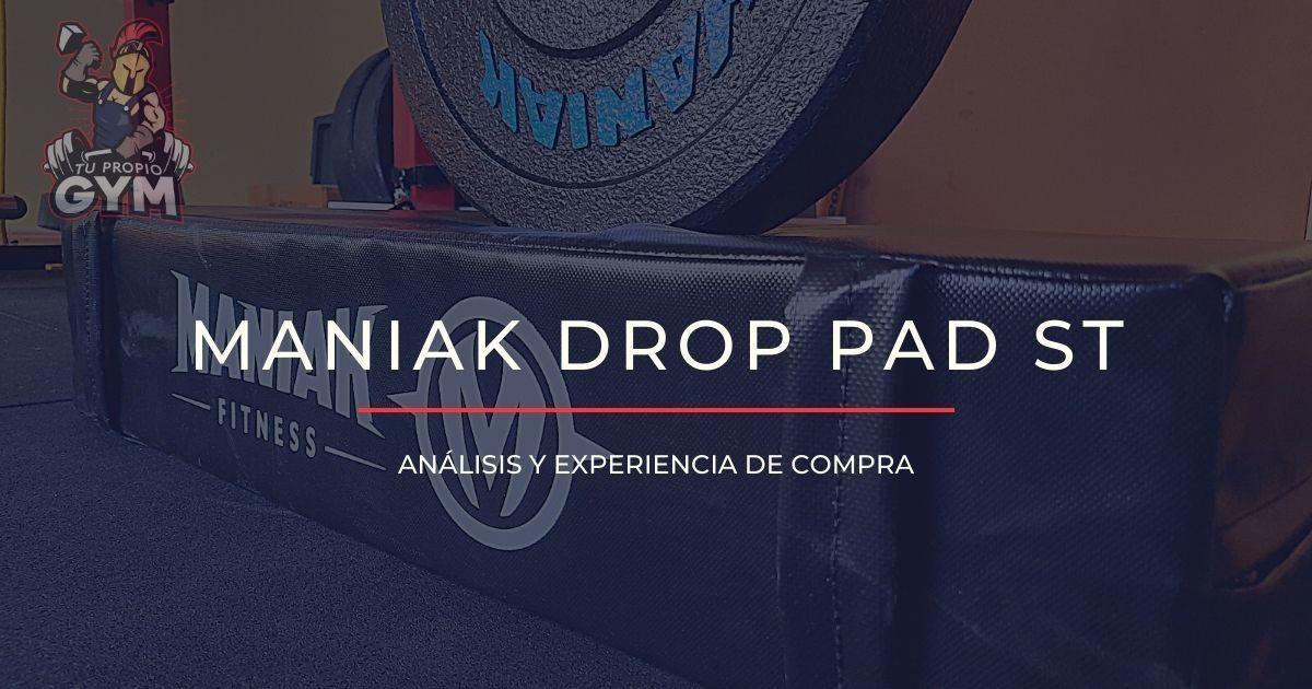 ¿Qué son los drop pads, landing pads o crash mats?