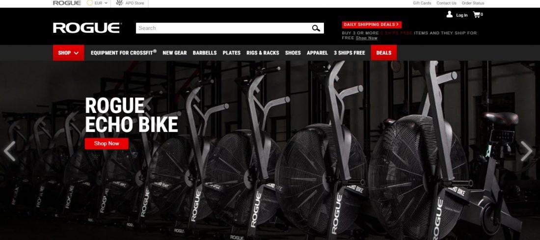 [RANKING]  Mejores tiendas fitness online