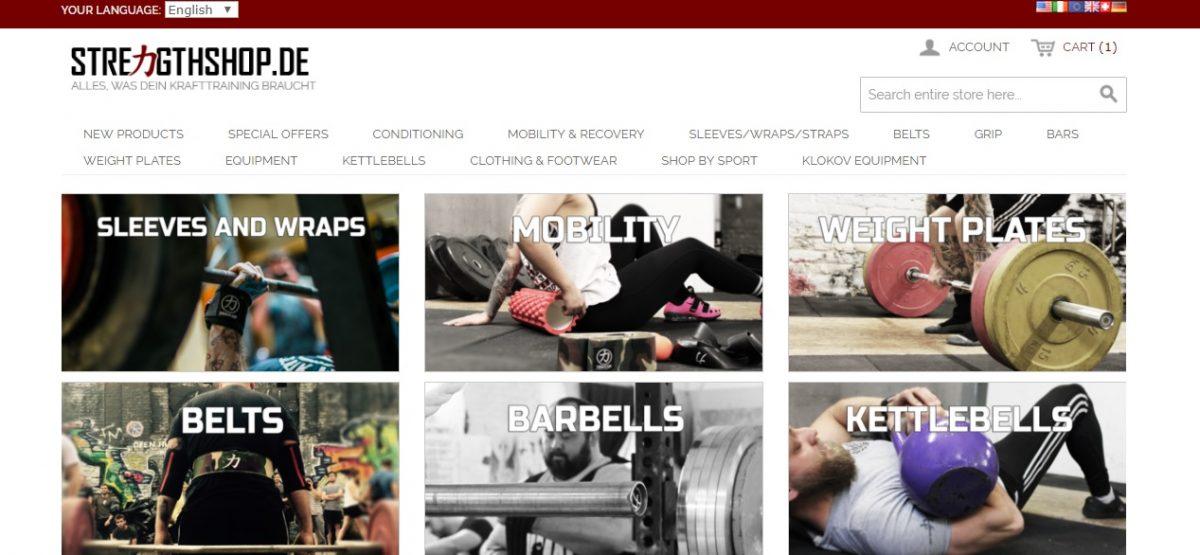 [ANÁLISIS] Mejores tiendas fitness online
